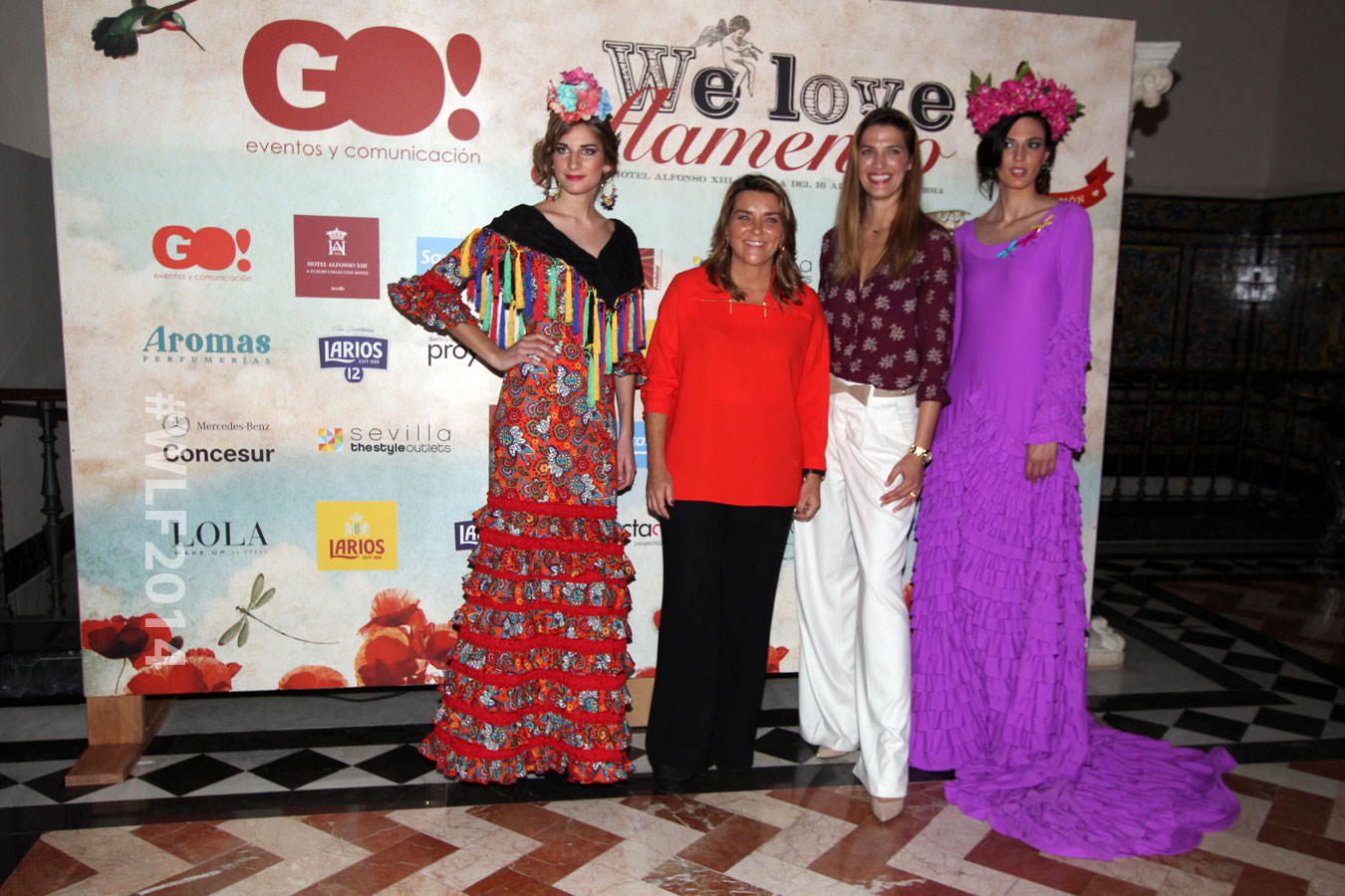 Flamenca Pol Núñez  – We Love Flamenco 2014