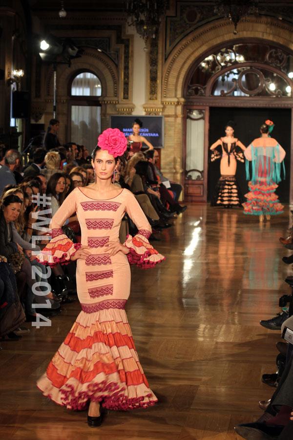 Noveles, Concurso Jóvenes Diseñadores We Love Flamenco 2014
