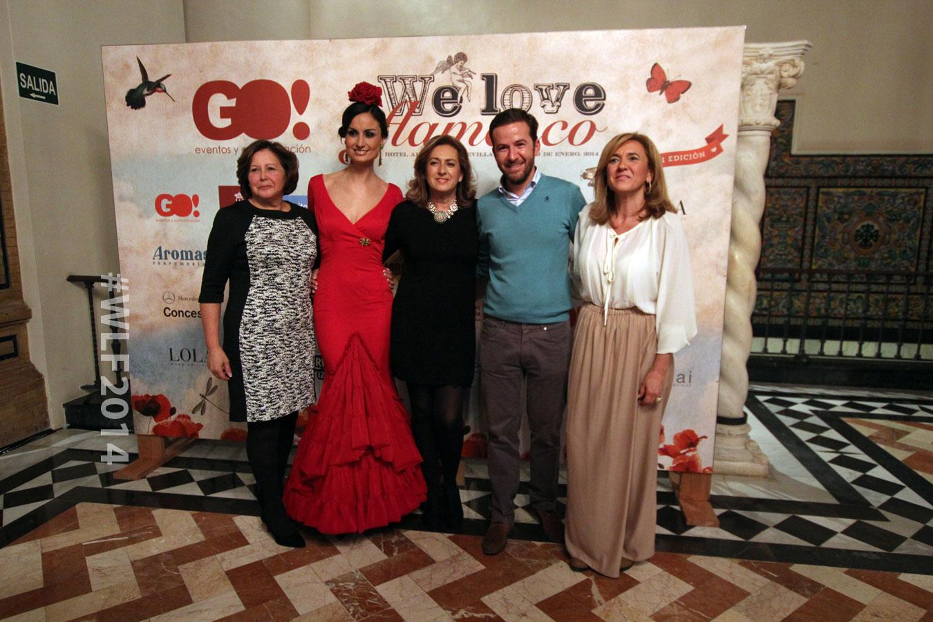 Nuevo Montecarlo / Dublos We Love Flamenco 2014