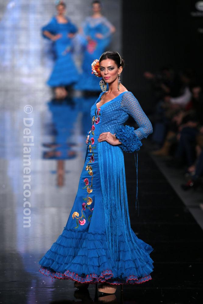 Alicia Cáceres Simof 2014