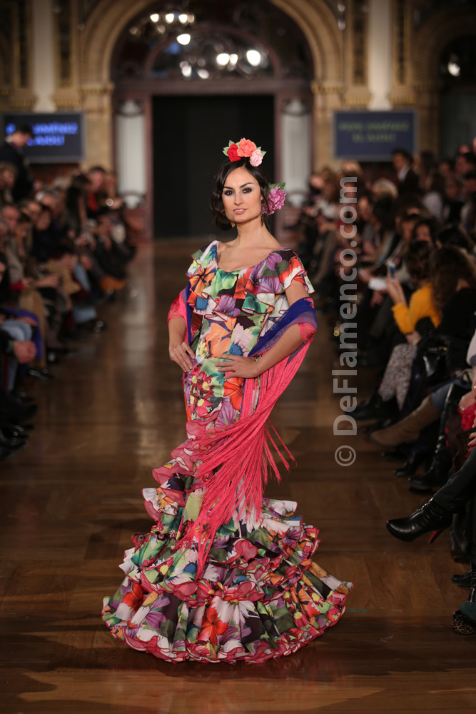 Pepe jimenez el ajoli we love flamenco 2014 moda - Pepe jimenez ...
