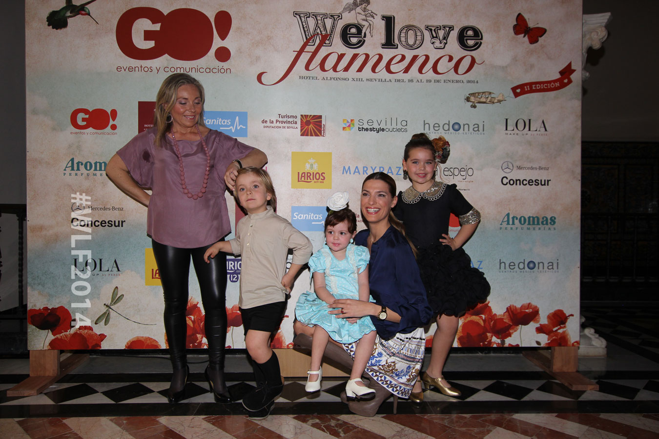 Flamencoco – moda infantil – We Love Flamenco 2014
