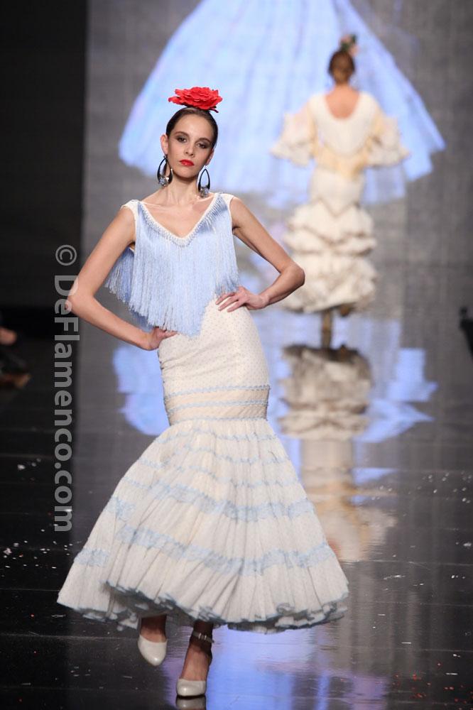 Molina Moda Flamenca Simof 2014