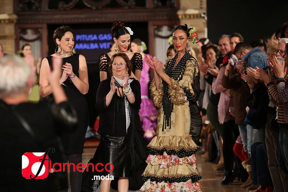Pitusa Gasul  / Aralba Verdú We Love Flamenco 2015
