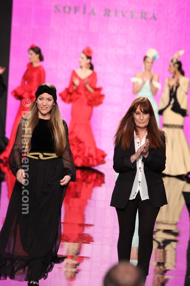 Sofia Rivera para Carmelina Campuzano, Simof 2014