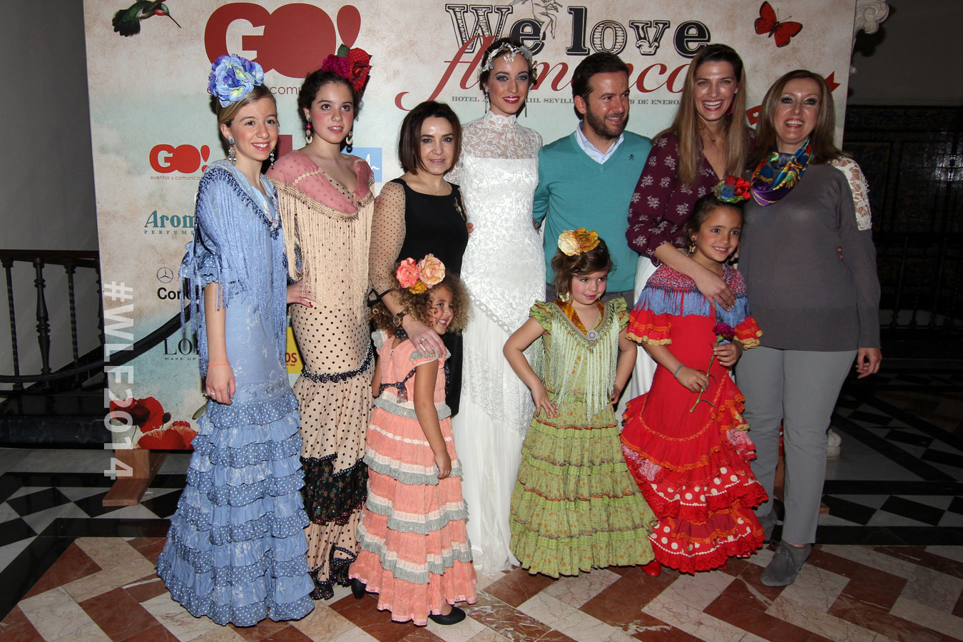 Taller de Diseño – We Love Flamenco 2014