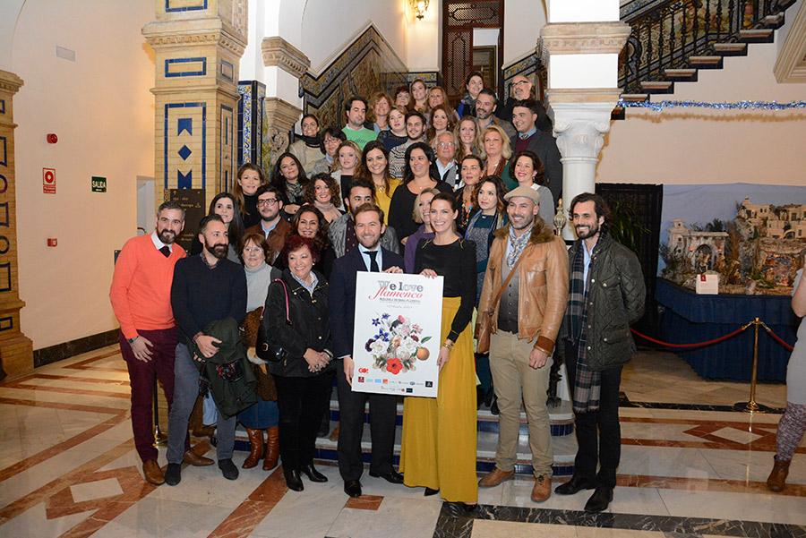 """3º edición de Pasarela de Moda Flamenca """"We Love Flamenco"""""""