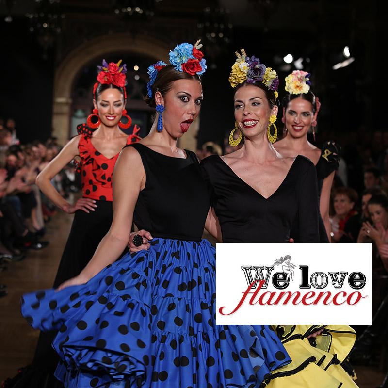 We Love Flamenco 2015 – Todas las fotografías – Moda Flamenca