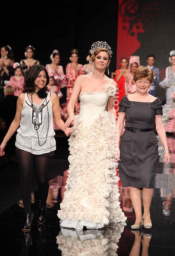Simof 2012 Creaciones Maricruz Trajes de Flamenca