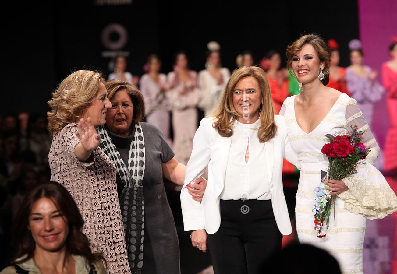 SIMOF 2012. Nuevo Montecarlo.  Moda Flamenca