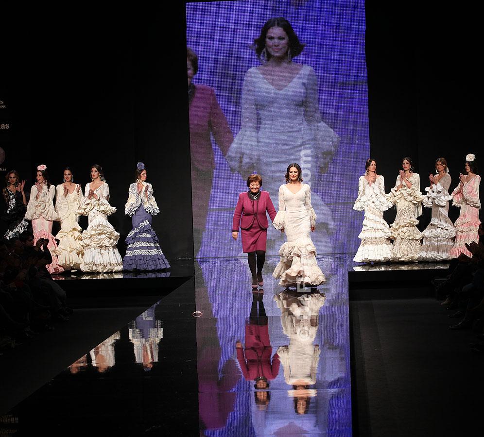 Simof 2012. Loli Vera Trajes de Flamenca
