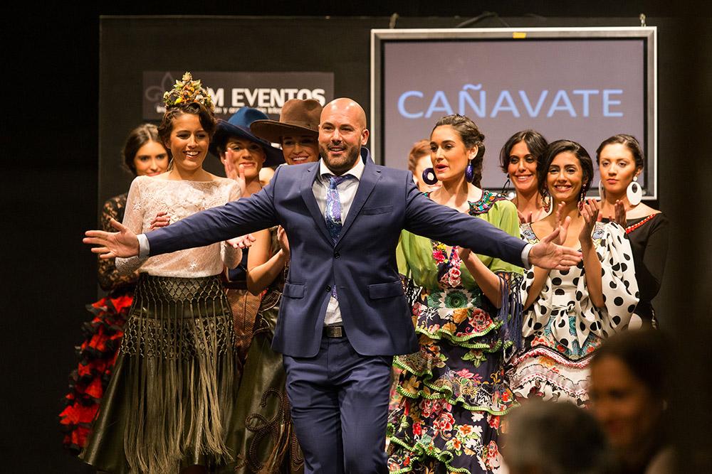 Cañavate Moda  – Pasarela Flamenca Jerez 2015