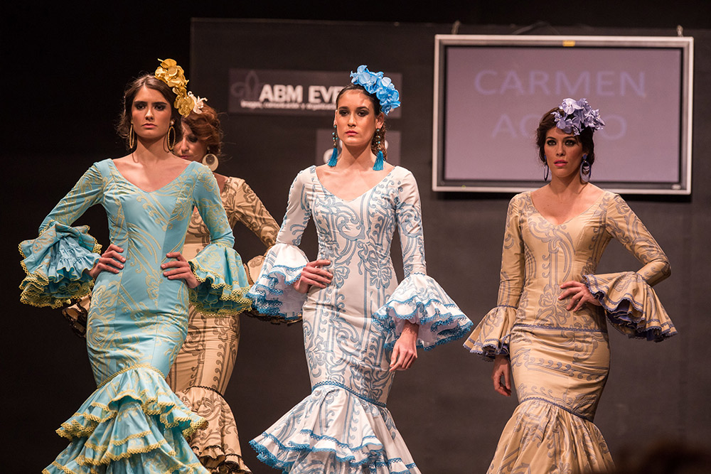 Carmen Acedo Pasarela Jerez 2015