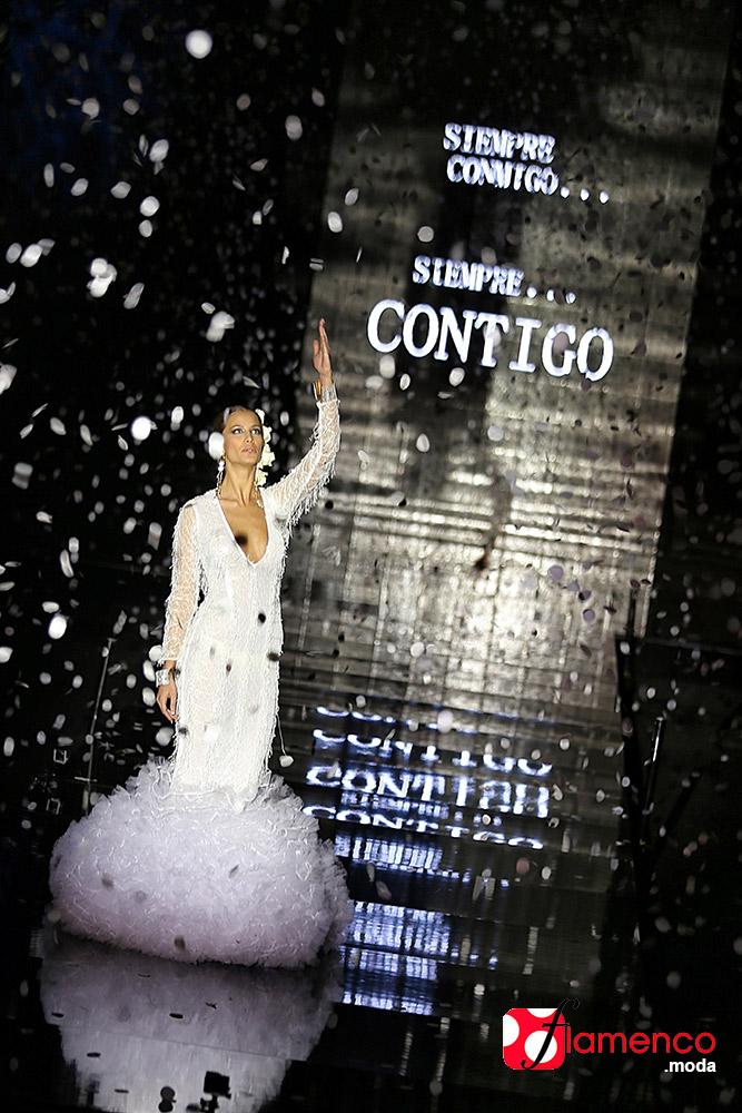 """Cristina Garcia """"Contigo"""" - Simof 2015"""