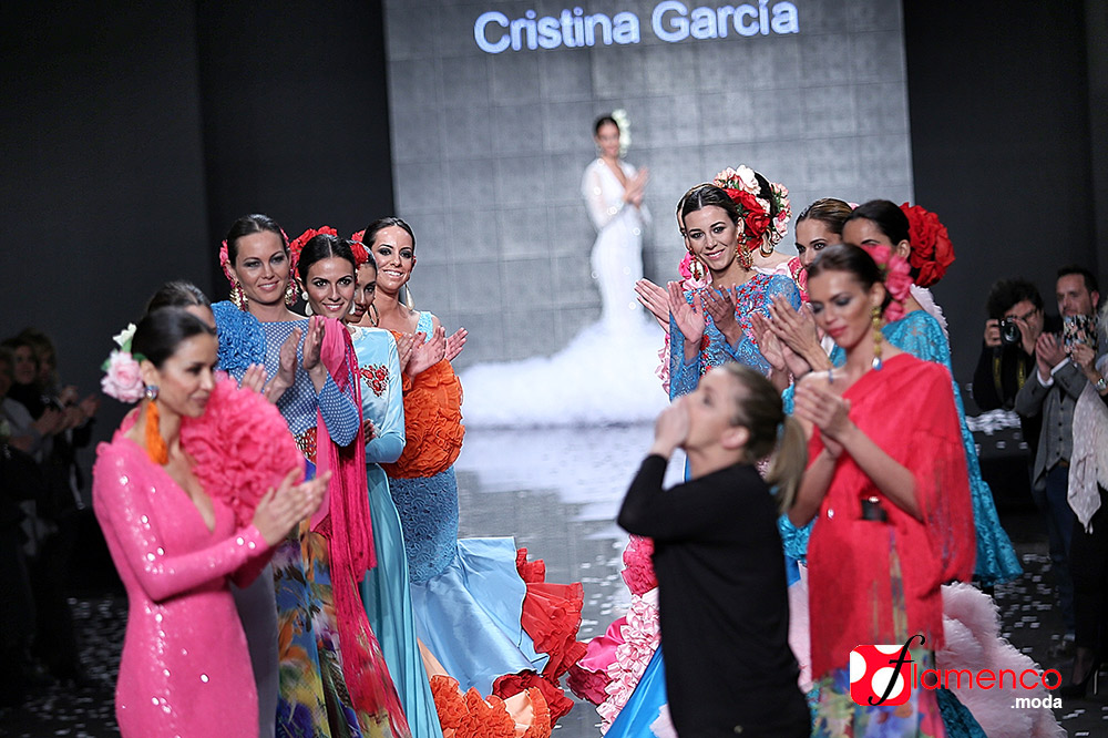 """Cristina García  """"Contigo"""" – Simof 2015"""