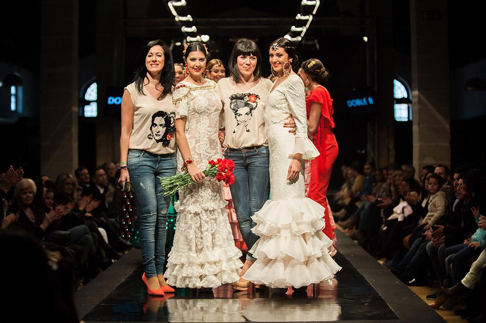Doble B – Pasarela Flamenca Jerez 2015