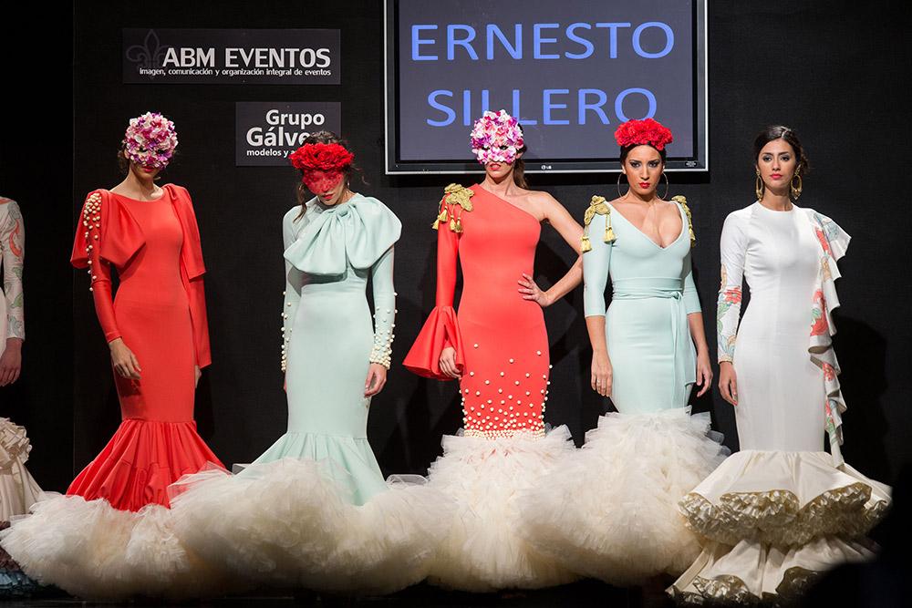 Ernesto Sillero – Noveles Pasarela Flamenca Jerez