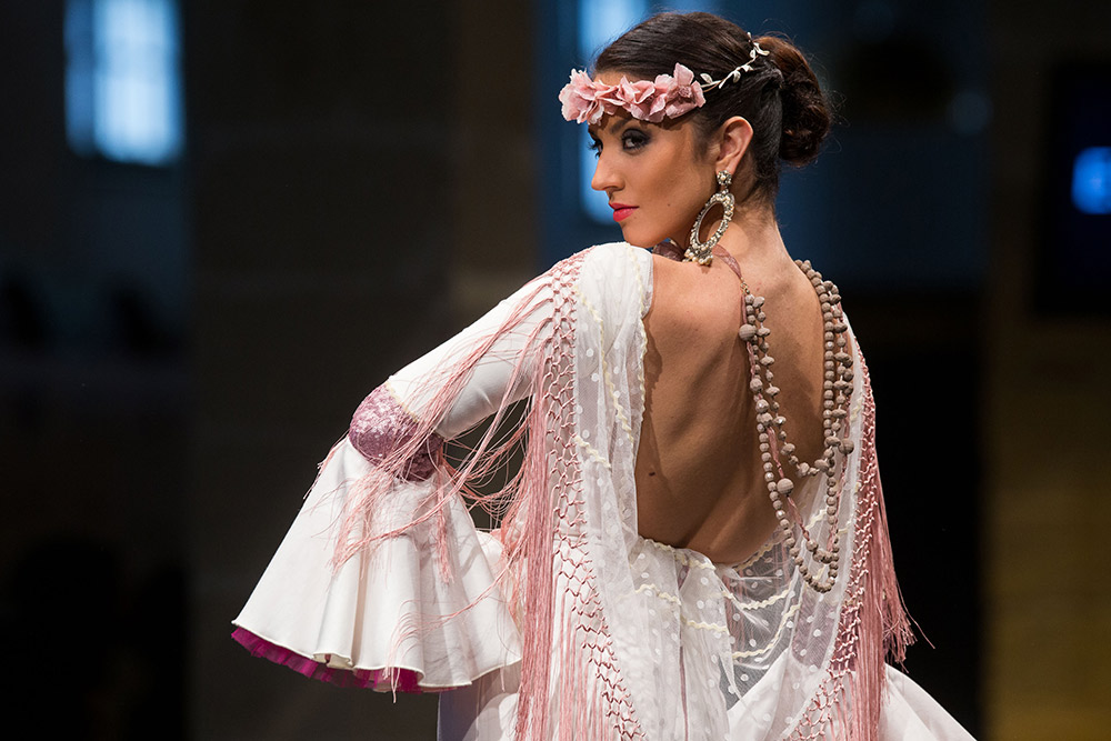 Esterana Noveles Pasarela Flamenca Jerez 2015