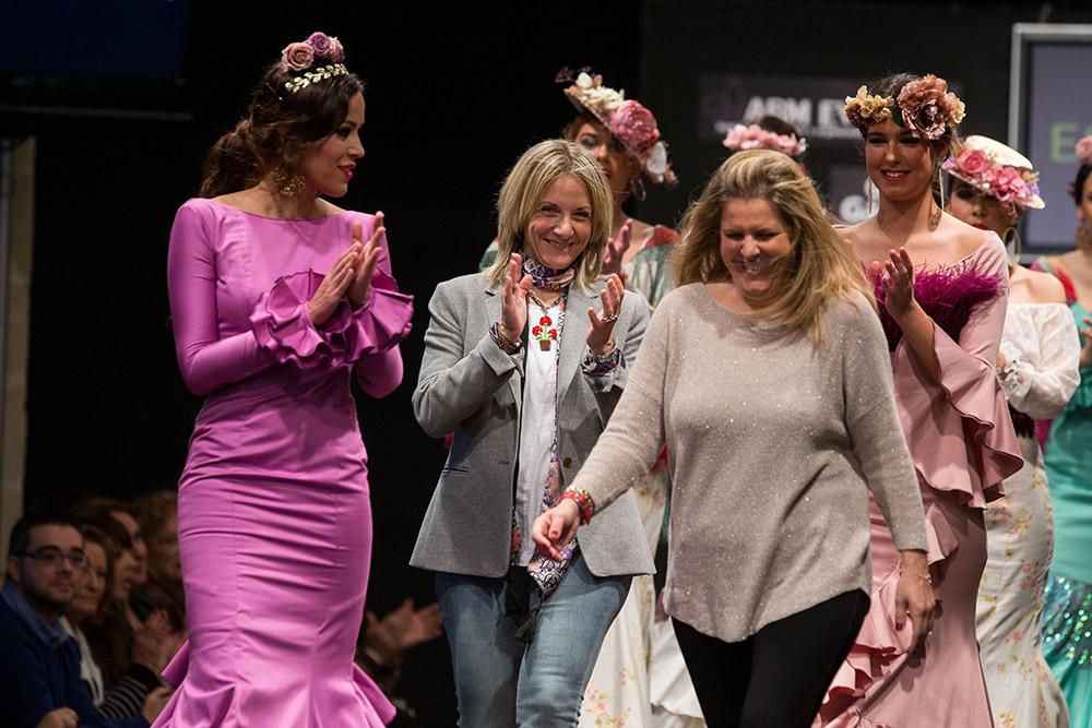 Esterana – Noveles Pasarela Flamenca Jerez 2015