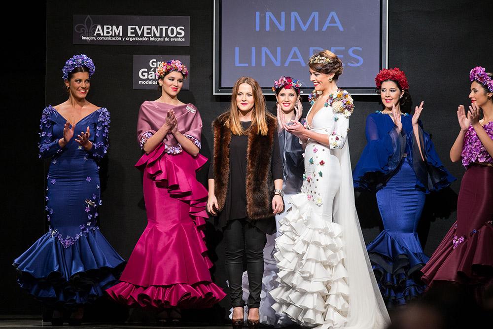 Inma Linares – Noveles – Pasarela Flamenca Jerez