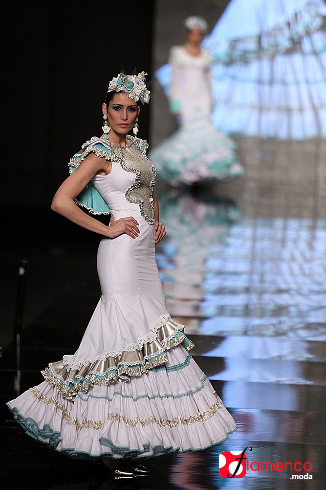 """Javier Garcia """"La Reina del Baile"""" Simof 2015"""