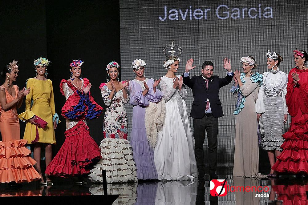 """Javier García  """"La Reina del baile"""" – Simof 2015"""