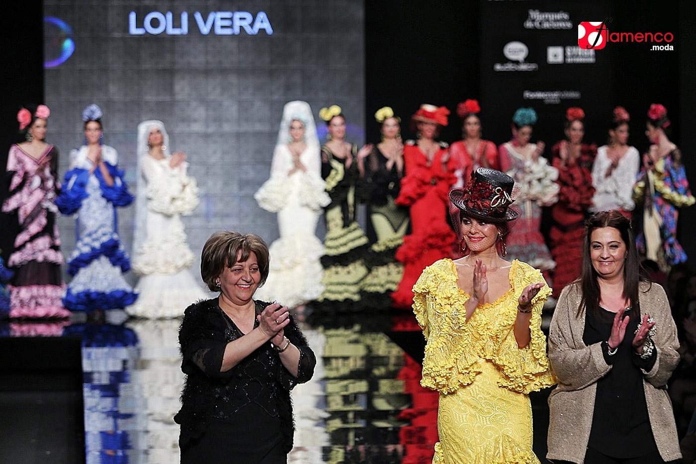 """Loli Vera  """"Pompas de jabón"""" – Simof 2015"""