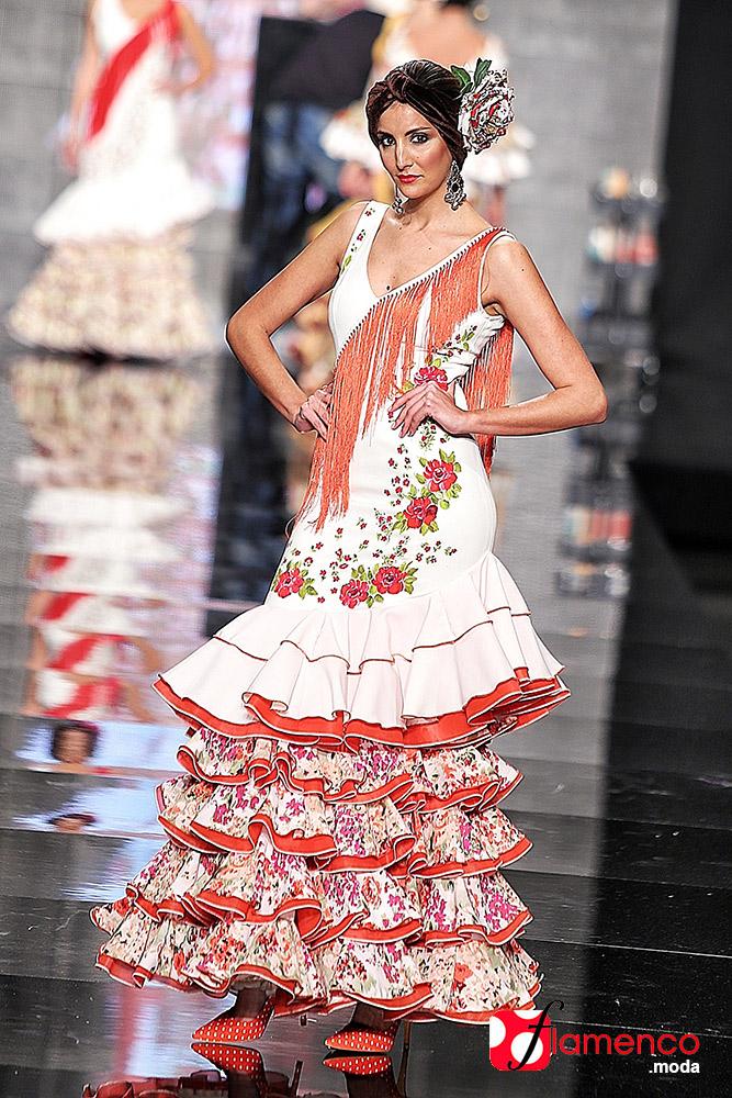 Molina Moda Flamenca Simof 2015