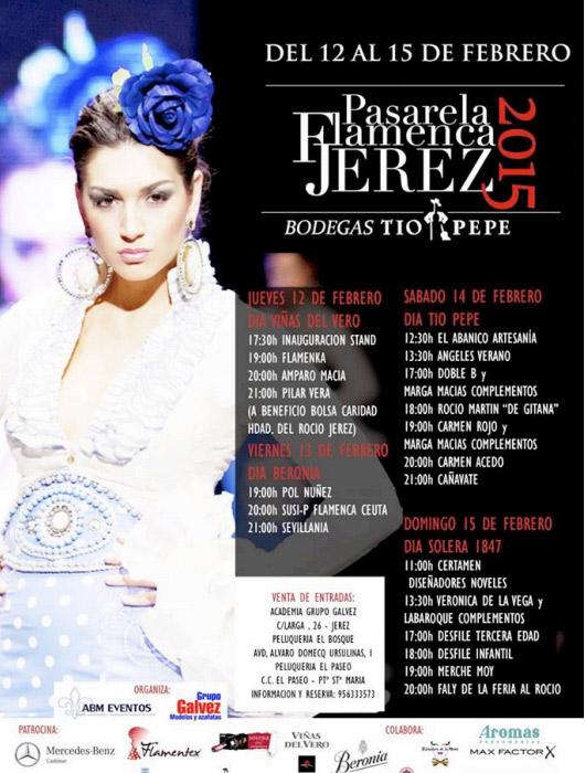 Pasarela Flamenca Jerez 2015
