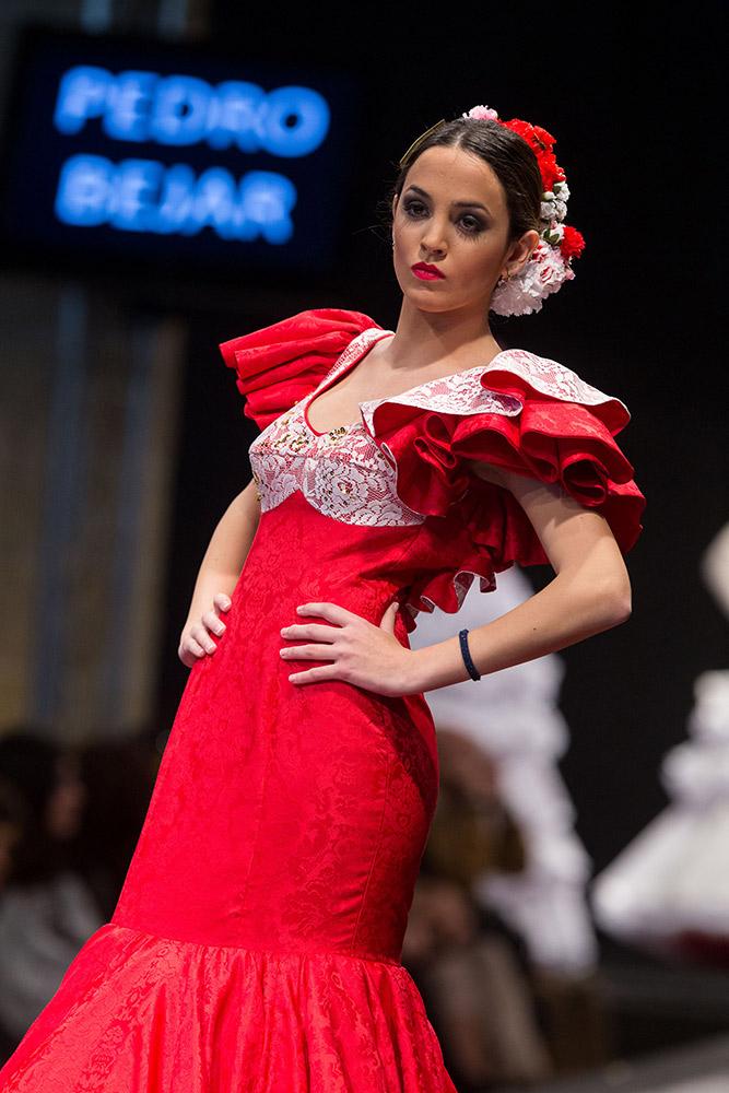Pedro Bejar Noveles Pasarela Flamenca Jerez 2015