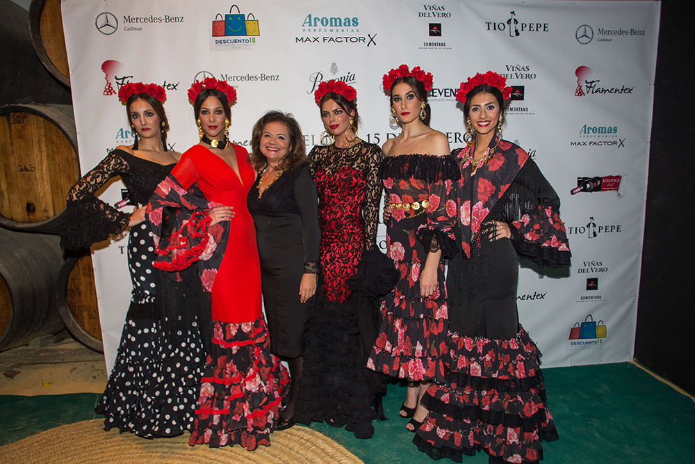 Pilar Vera – Pasarela Flamenca Jerez 2015