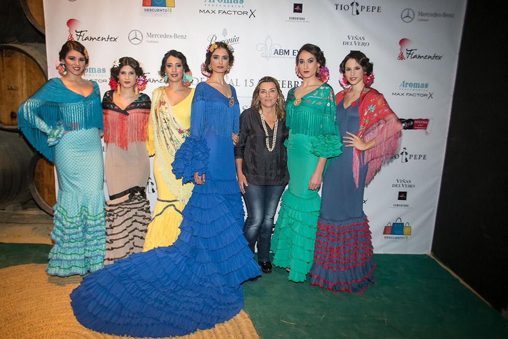 Pol Núñez – Pasarela Flamenca Jerez 2015