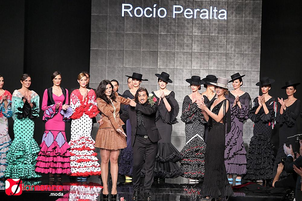 """Video Rocio Peralta """"Hechizo andaluz"""" Simof 2015"""