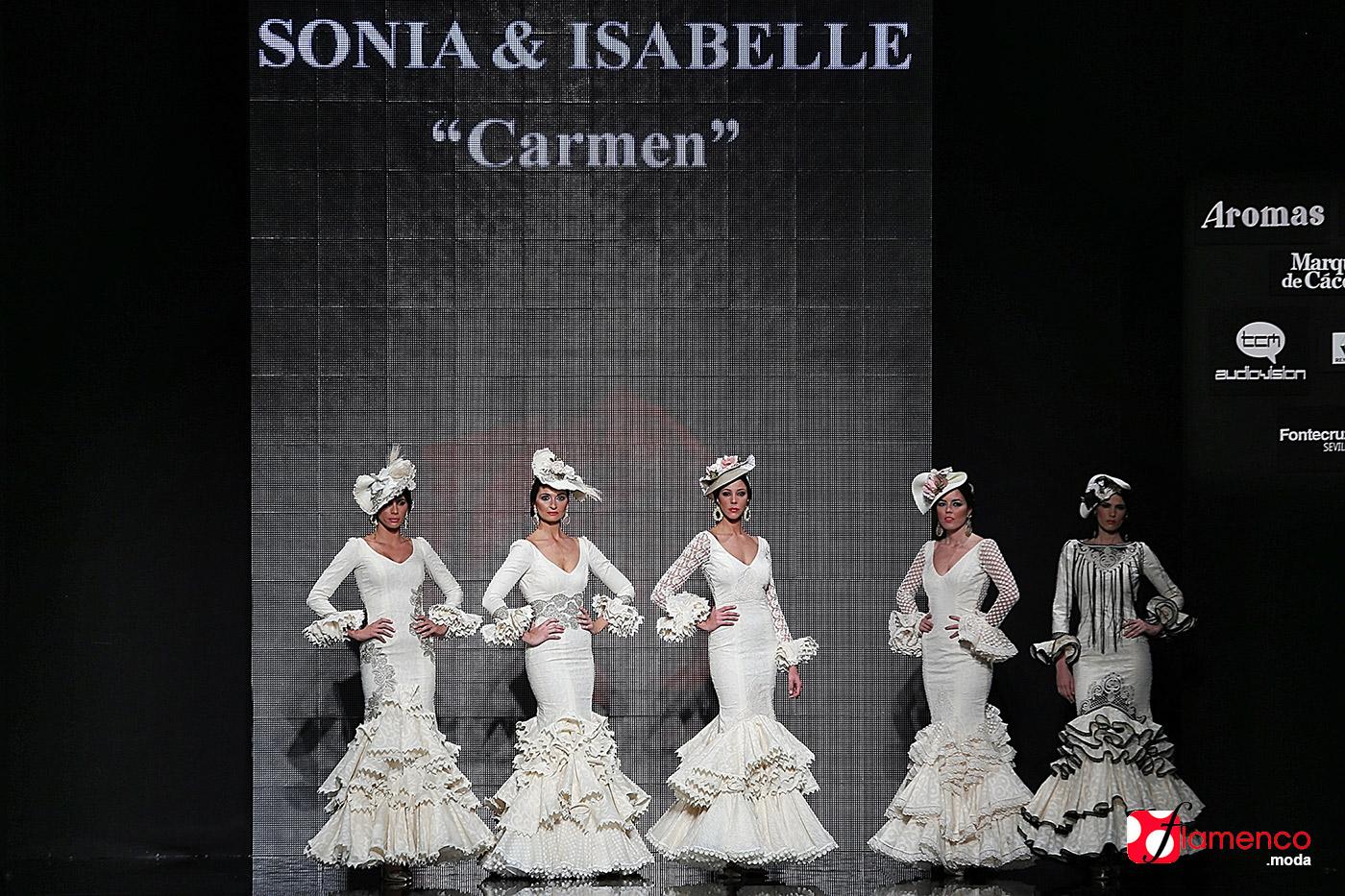 "Sonia Isabelle  Sonibel ""Carmen"" Simof 2015"
