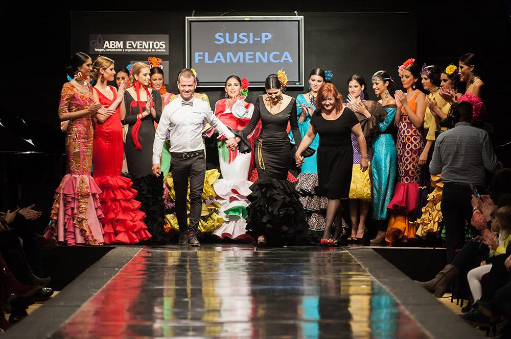 Susi-P Flamenca – Pasarela Flamenca Jerez 2015