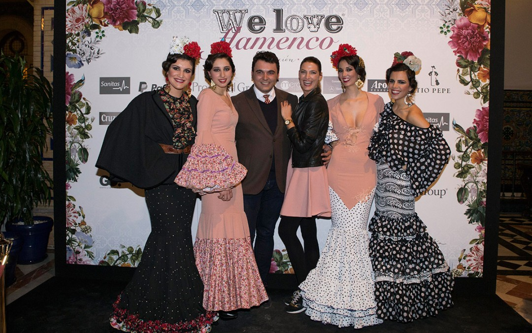 We Love Flamenco 2016 – Emergentes, Santana, Camacho Rios, Fabiola, Pol Núñez, Taller de Diseño