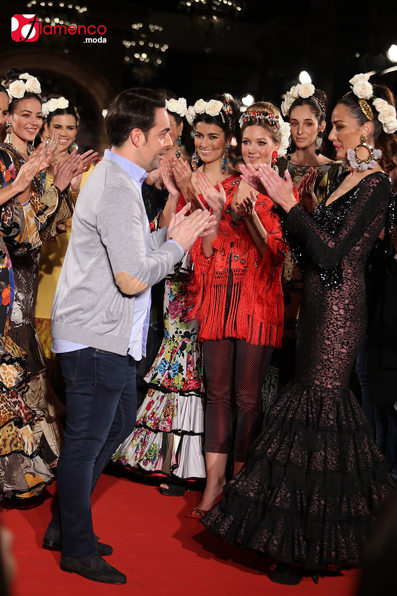 "Javier Jiménez ""Red Carpet"" – We Love Flamenco 2016"