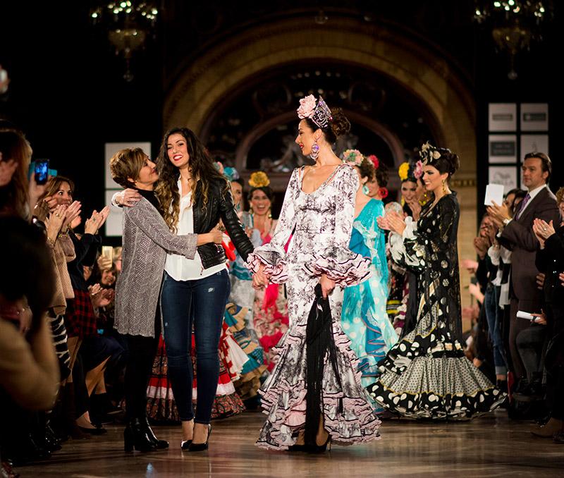 """Lola Azahares """"Diosas Flamencas"""" – We Love Flamenco 2016"""