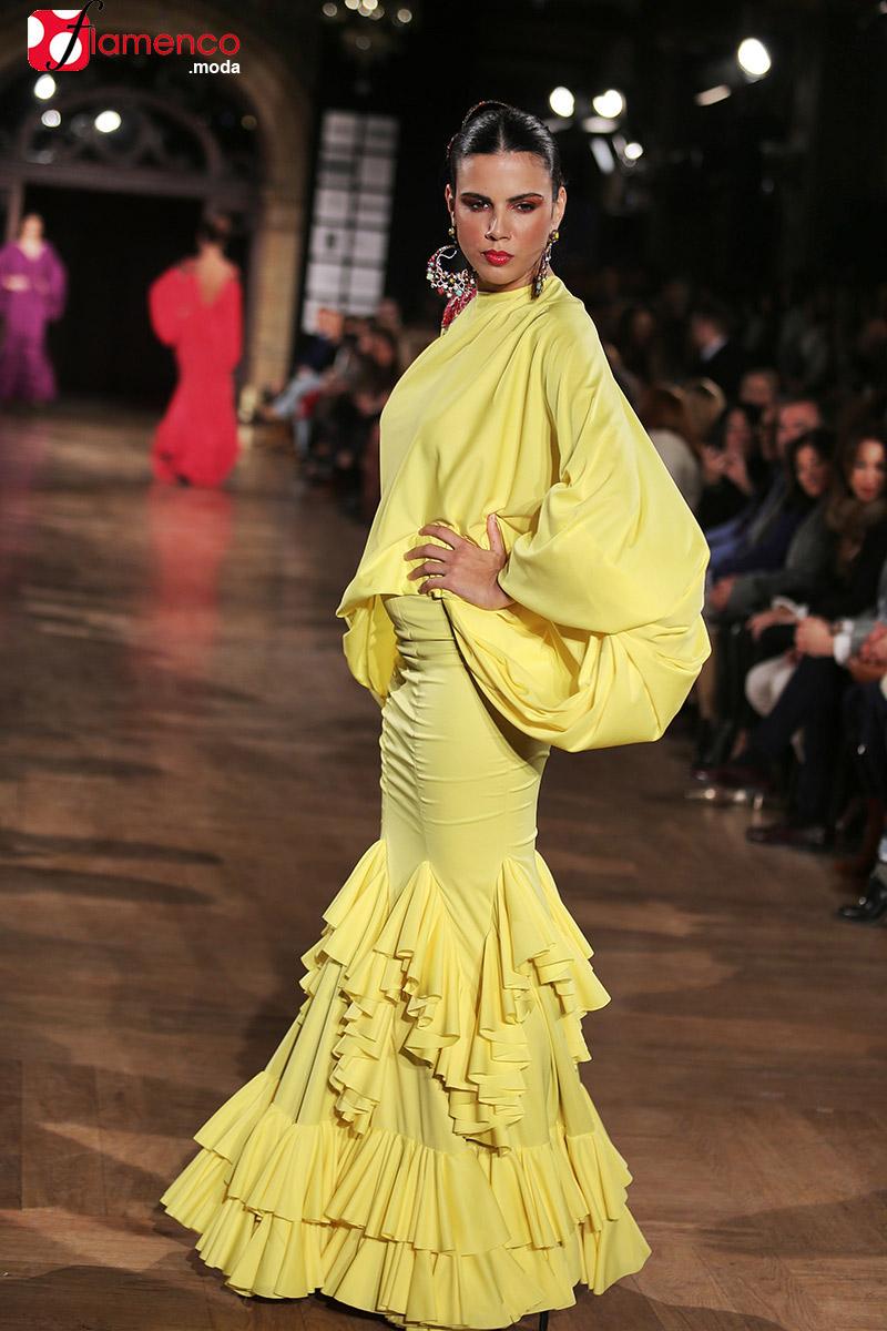 Soledad Bayón - Premio Mejor Modelo - Mario Gallardo - We Love Flamenco 2016