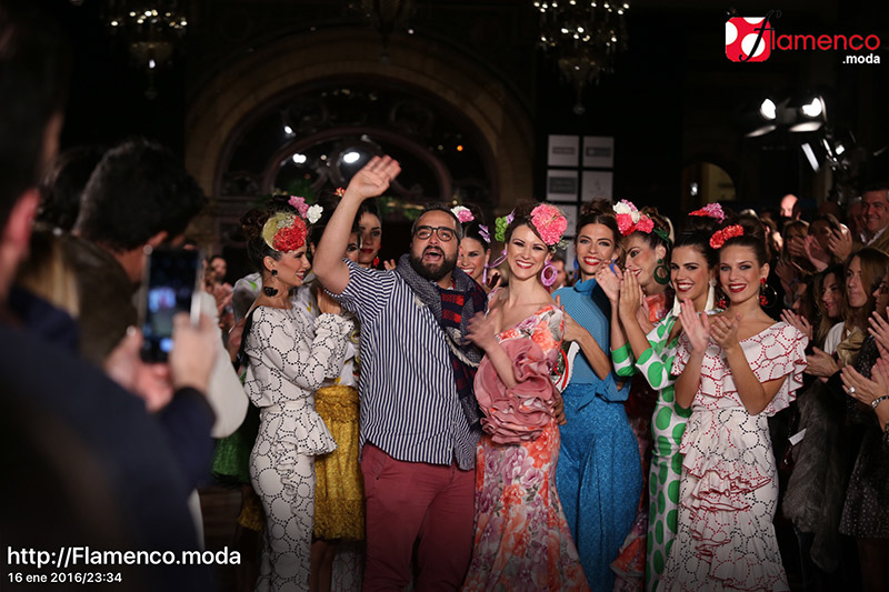 """Sergio Vidal """"Lo que me sale del moño"""" – We Love Flamenco 2016"""