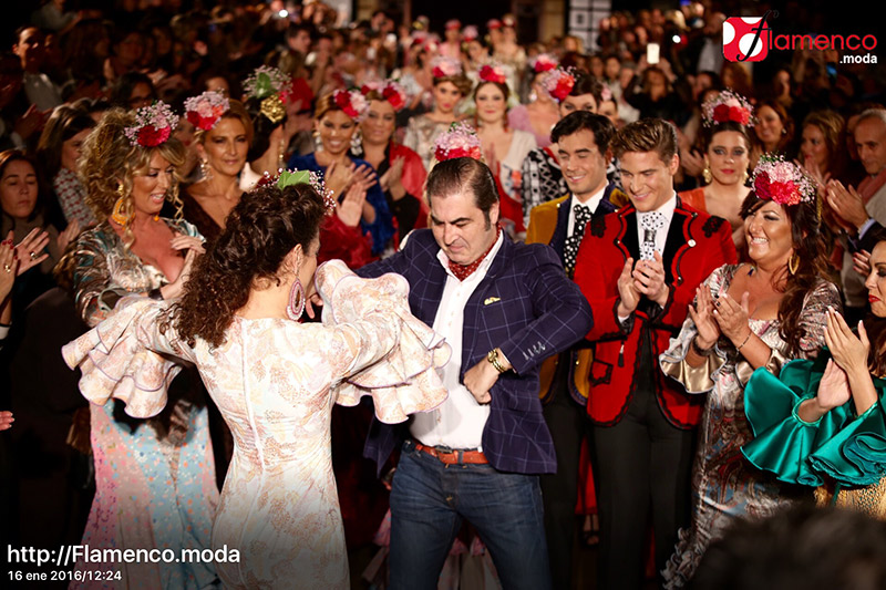 "Pepe Fernández Sevillanía ""Farfala"" – We Love Flamenco 2016"