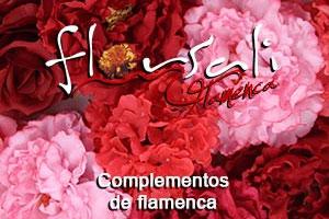 Florsali, complementos de Flamenca. Venta al Mayor.