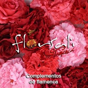 Florsali, Complementos de Flamenca. Venta al por mayor