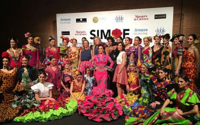 SIMOF 2016. Fotografías & videos de Moda Flamenca.
