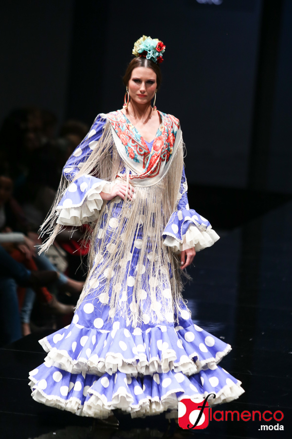 """Arte y Compás Sevilla – """"Mis flamencas vintage"""" – Simof 2016"""