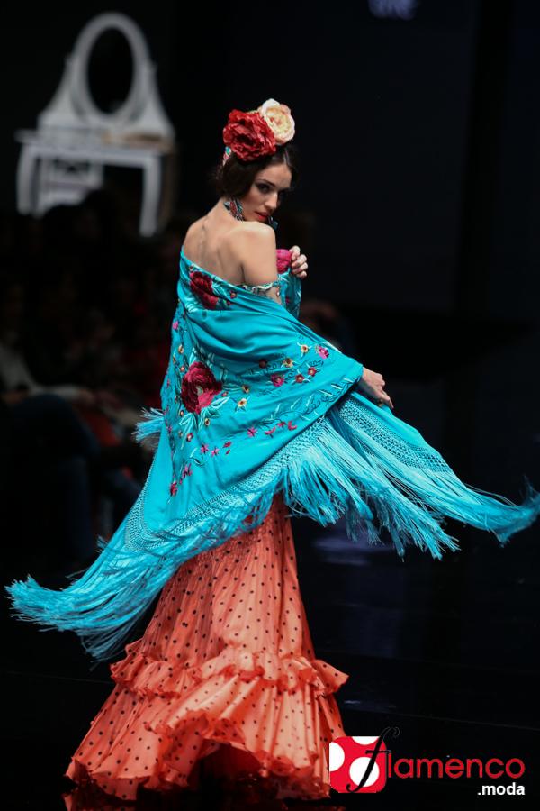"""Flamencas """"Maralva"""" Simof 2016"""
