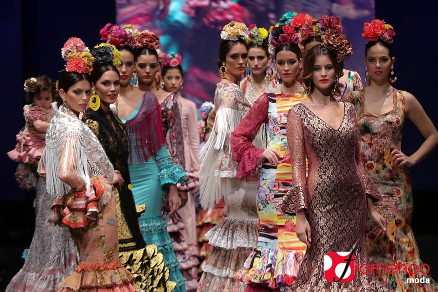 "Hermanas Serrano ""Sueño flamenco"" – Simof 2016"