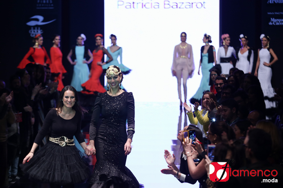 "Patricia Bazarot Sevilla – ""Mujer de las mil batallas"" – Simof 2016"