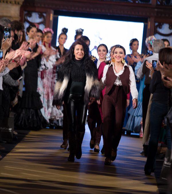 "ÁNGELES ÁLVAREZ  ""Altanera y caprichosa""  – We Love Flamenco 2017"