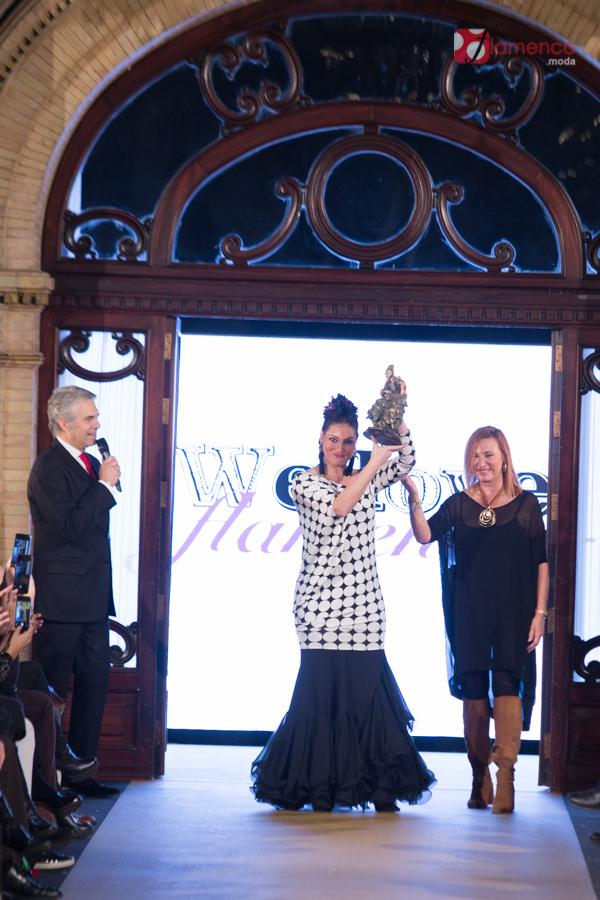 Marina Heredia - premio Flamencas con Arte - Ángeles Verano - We Love Flamenco 2017 -2060